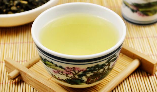 Чай улун перед употреблением