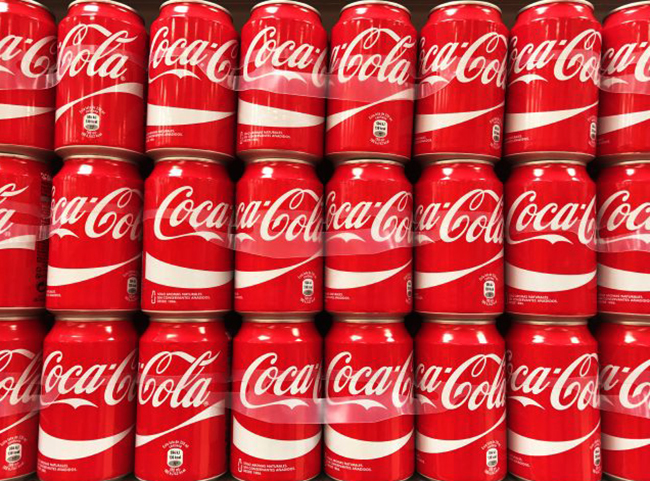 Банки Кока-колы