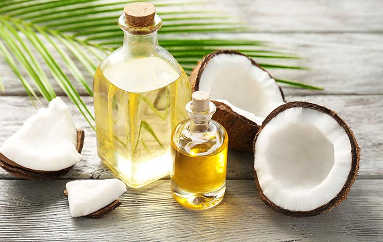 Кокосовое масло перед употреблением