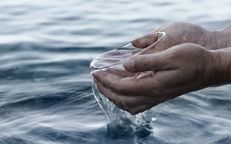 Набор морской воды