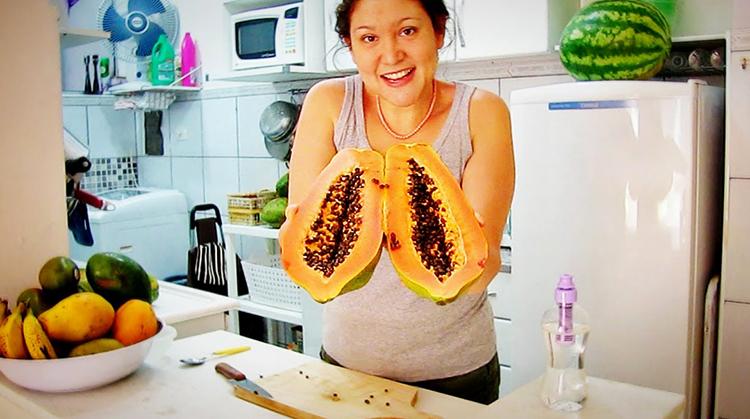 Употребление папайи