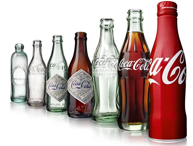 Эволюция Кока-колы
