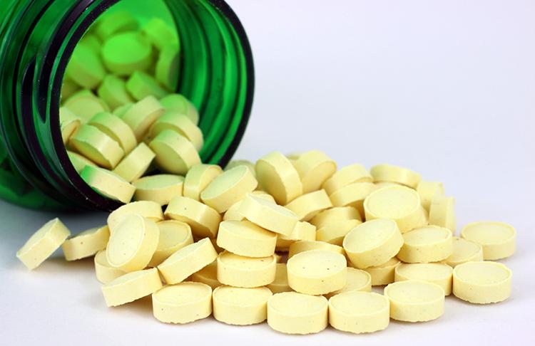Таблетки фолиевой кислоты