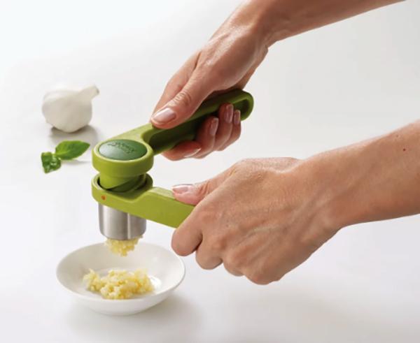 Приготовление чеснока