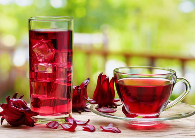 Свежий чай Каркаде