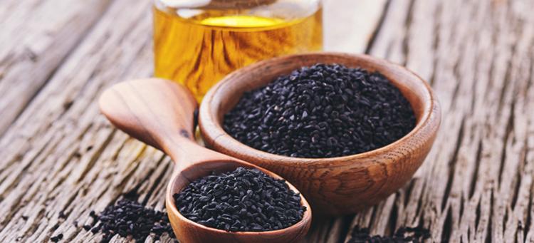 Свежее масло черного тмина