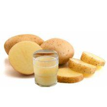 Картофельный сок: польза и чем вреден