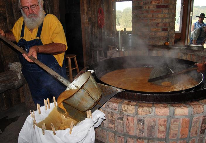 Производство тростникового сахара