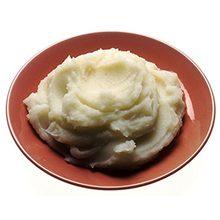 Картофельное пюре: польза и вред