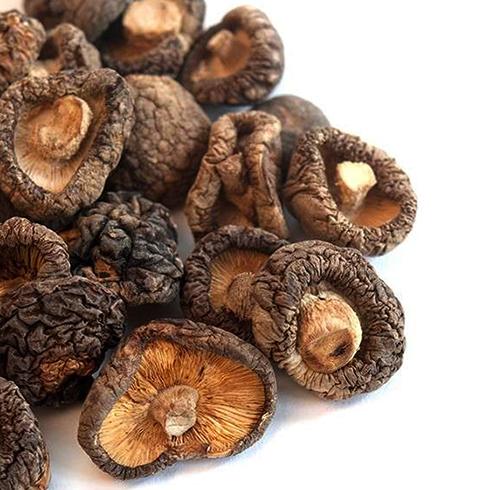 Сушенные грибы Шиитаке