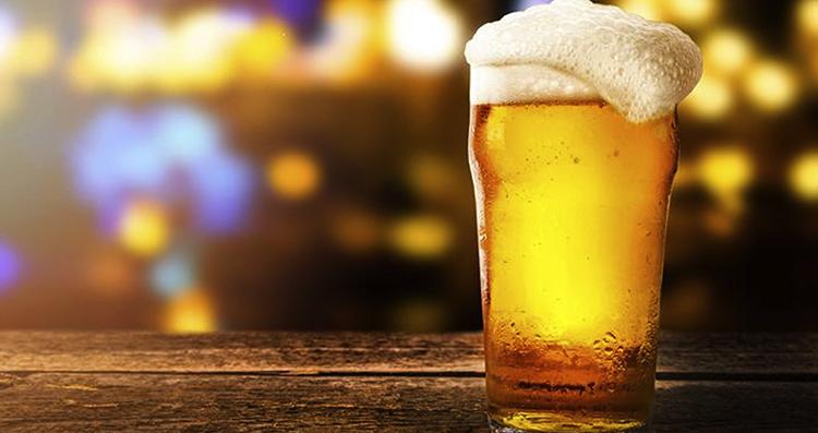 Свежее пиво