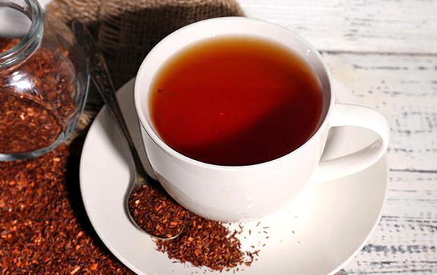Свежий чай ройбуш