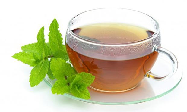 Чай перед употреблением
