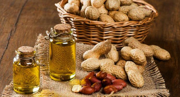 Как выглядит арахисовое масло