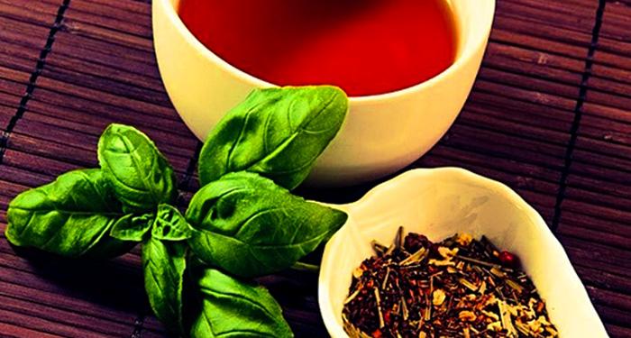 Базиликовый чай