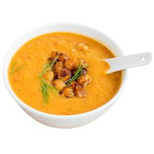 Тыквенный суп — польза и возможный вред