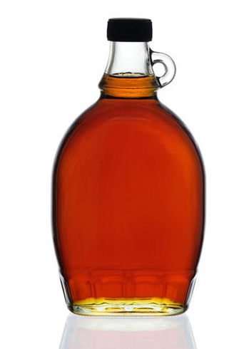 Бутылка кленового сиропа
