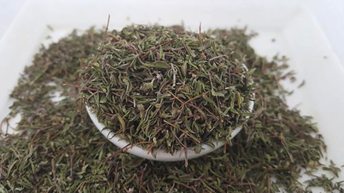 Чабрецовый чай