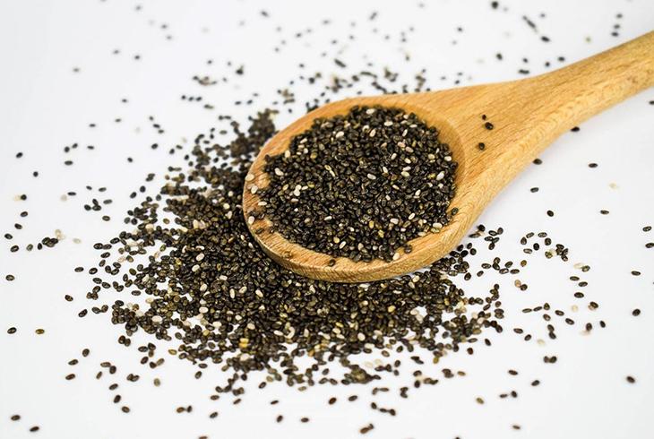 Свежие семена чиа