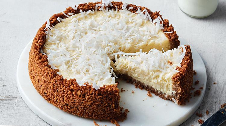 Торт из кокоса