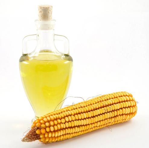 Масло и кукуруза