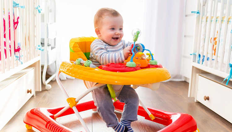 Ходунки детские польза и вред