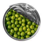 Консервированный зеленый горошек: польза и вред