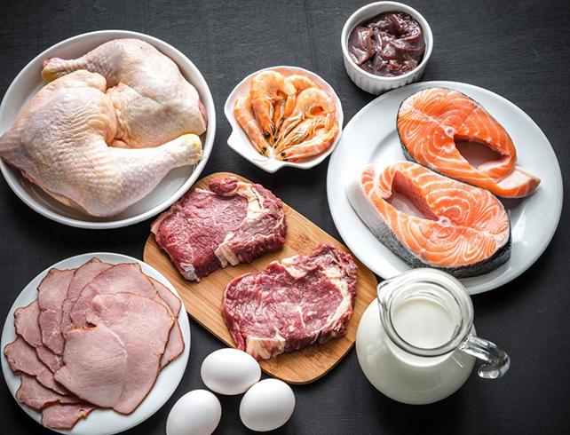 Еда с витамином B12