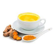 Золотое молоко из куркумы: полезные свойства и вред