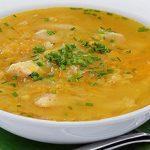Гороховый суп — полезные свойства и вред