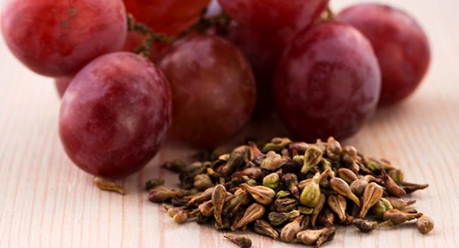 Виноград и семена
