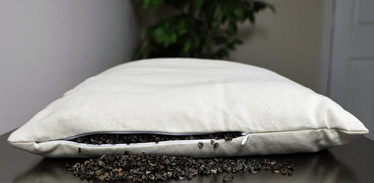 Гречка из подушки