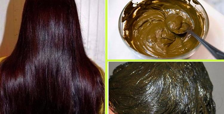 Использование хны для волос