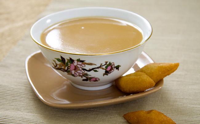 Свежий калмыцкий чай