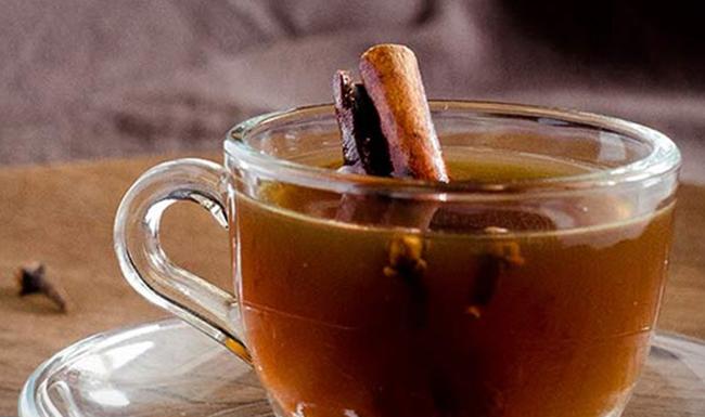 Как выглядит чай с корицей