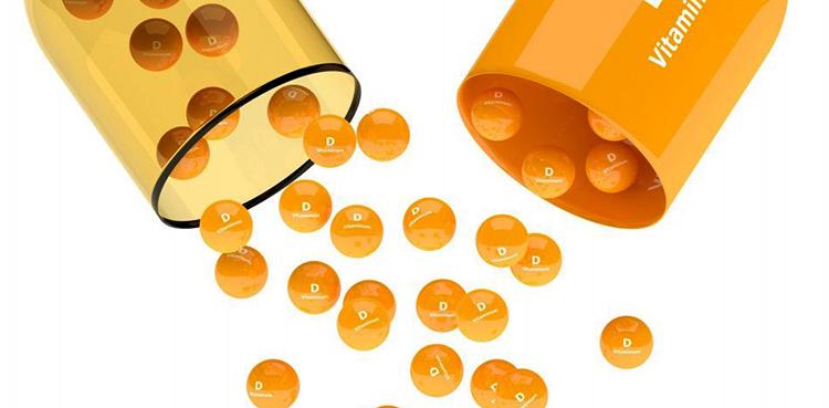 Капсула с витамином D