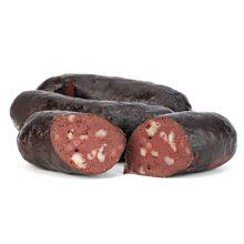 Кровяная колбаса — польза и вред