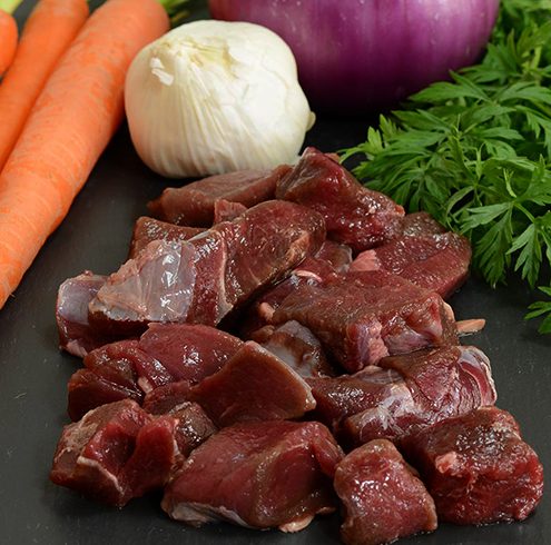Мясо перед приготовлением