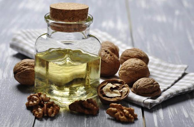 Орехи и масло из них