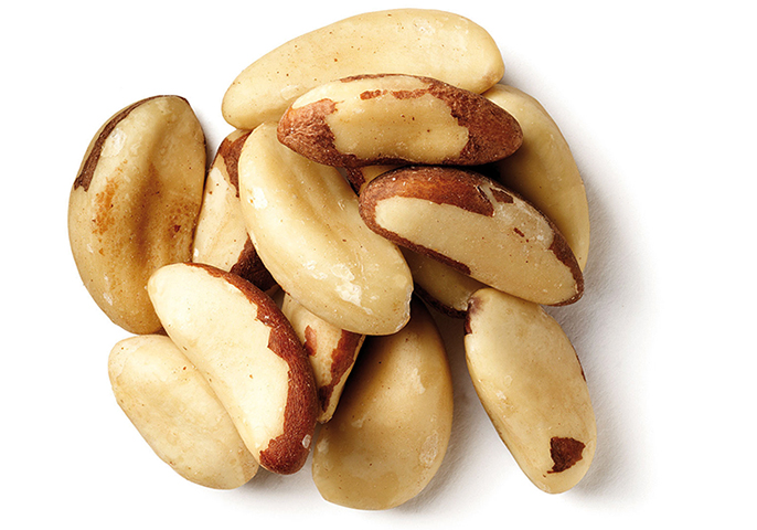 Очищенный бразильский орех