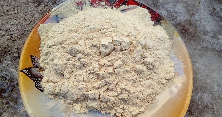 Как выглядит пальмовая пыльца