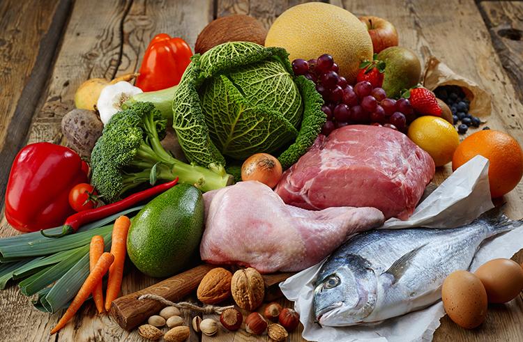 Протеиновая еда