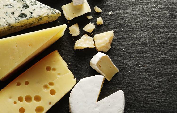 Различный сыр