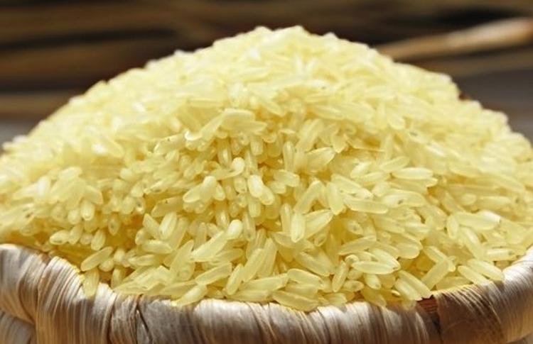 Мешок пропаренного риса