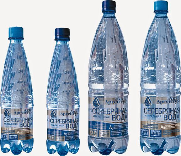 Серебряная вода