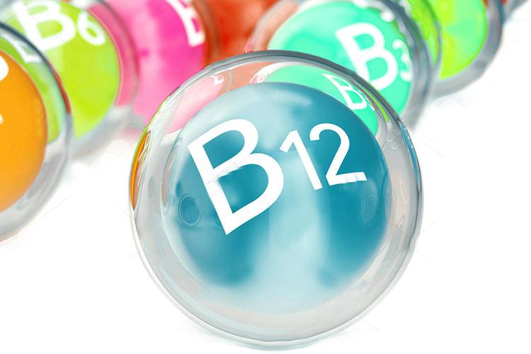 Шар B12