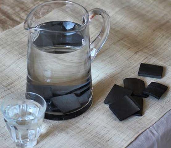 Перед применением воды