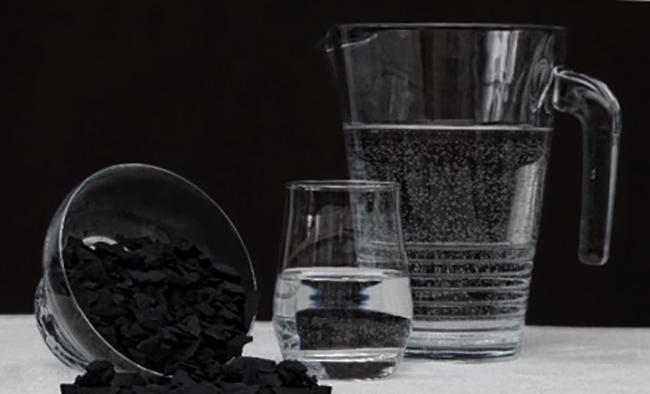 Вода шунгитовая