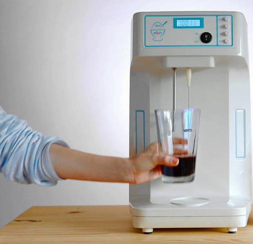 Создание кислородного коктейля