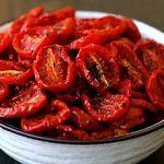 Сушеные помидоры — полезные свойства и вред